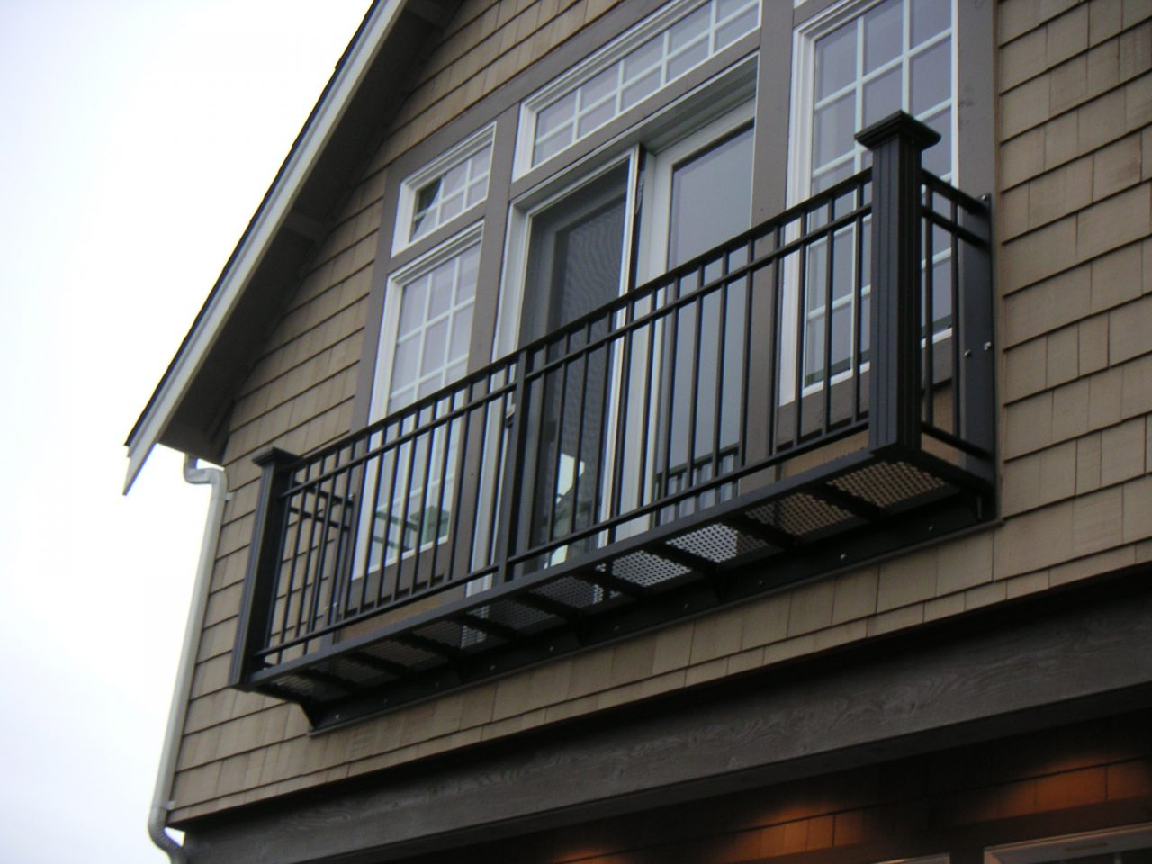 Bolt On Balconies Railpro